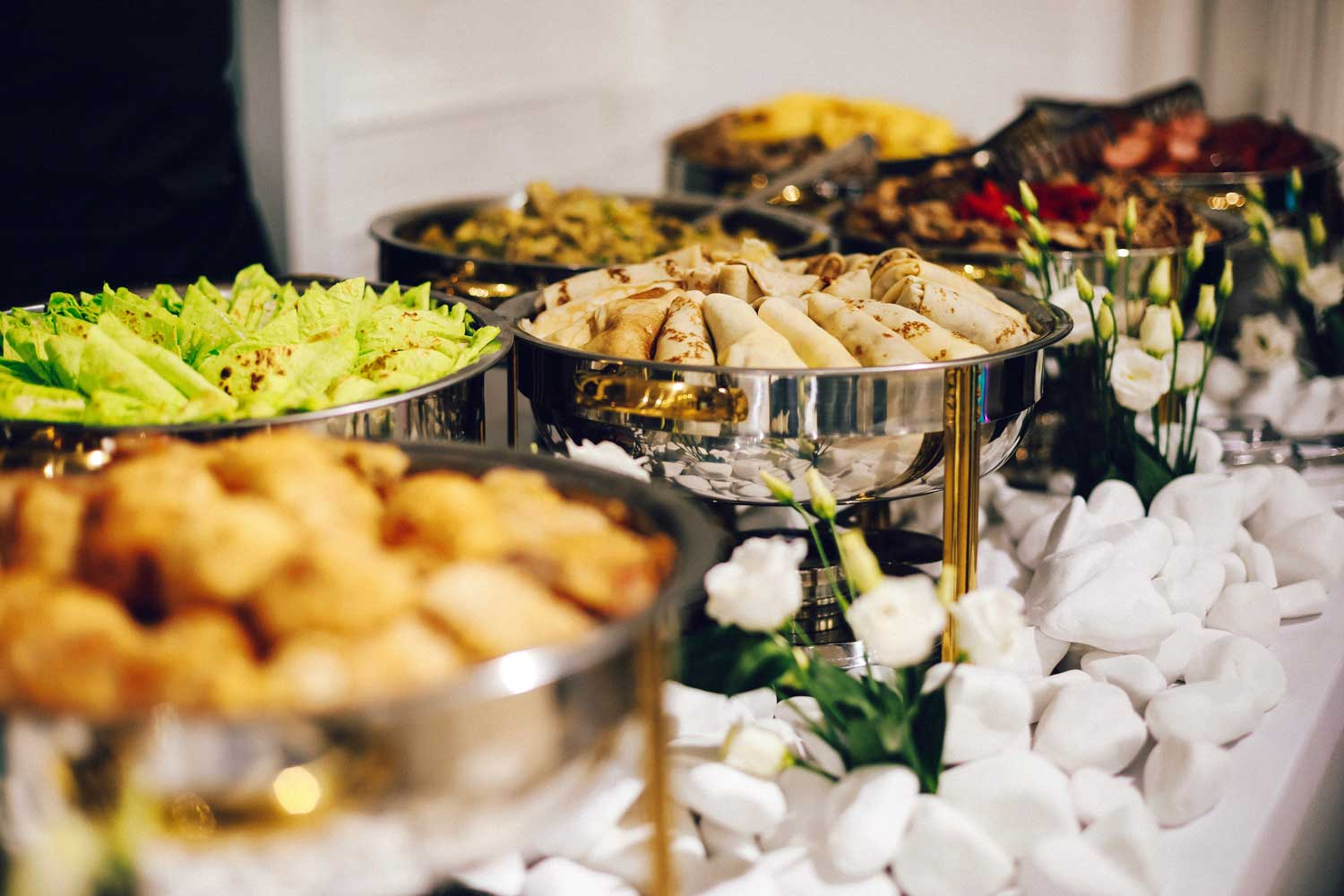 Catering And Party Service - Thai Garden Resort Pattaya Thailand